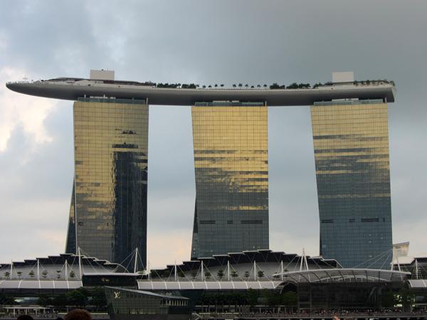 Sky Bridge Hotel_singapore_viaggiandovaldi