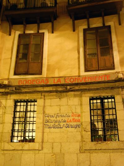 Bodegas la Conveniente _santander_viaggiandovaldi