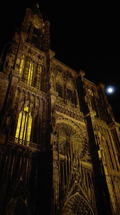 Cathédrale de Notre-Dame_Strasburgo_viaggiandovaldi