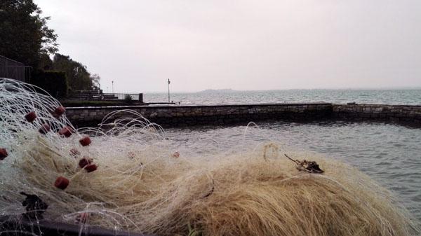 Isola Maggiore, sul Lago Trasimeno, in Umbria.